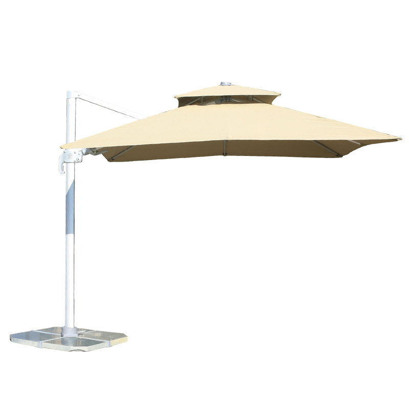 MYB-004-Q Double-roof tilting umbrella
