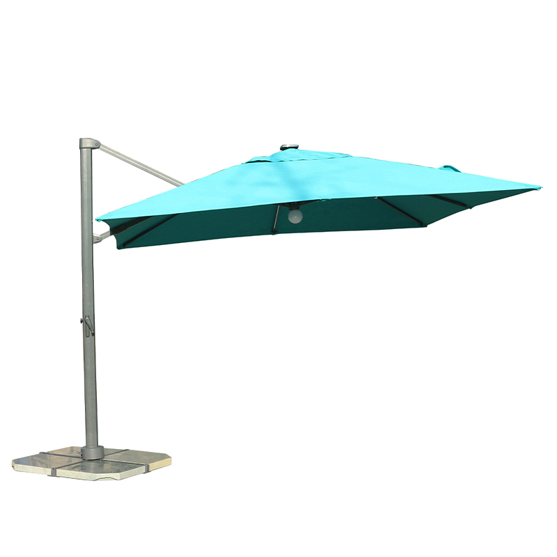 MYB-004-V Chinese Roman Light Bar Umbrella (without arm shell)