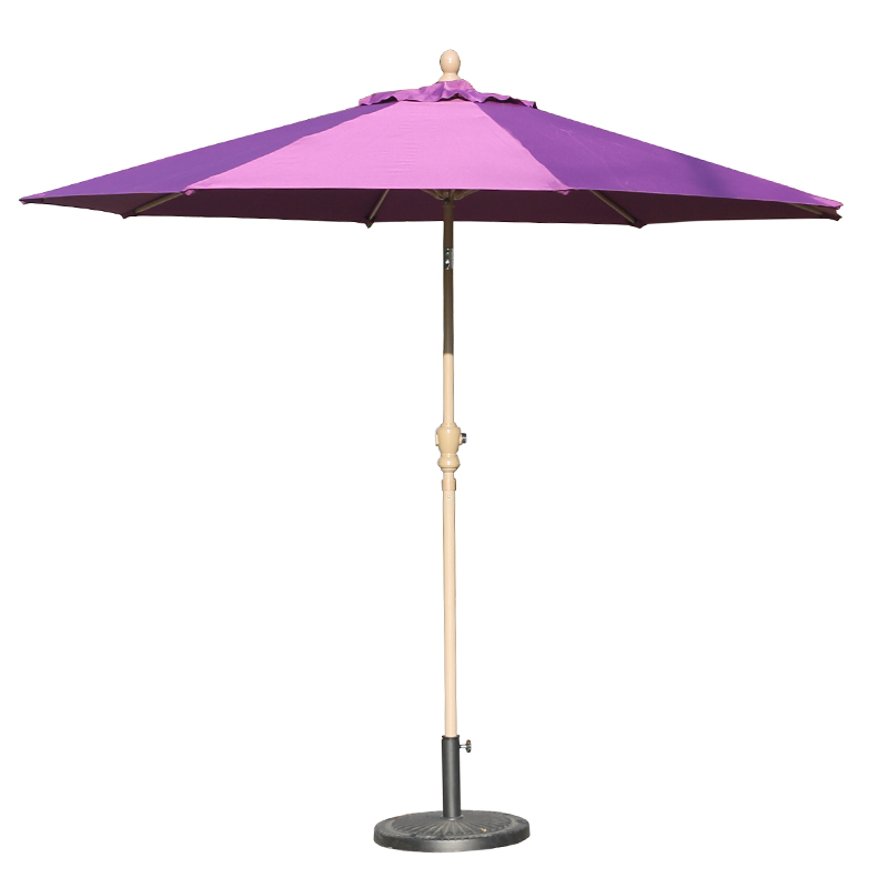 MYA-008-A Ordinary Straight Hand Crank Umbrella