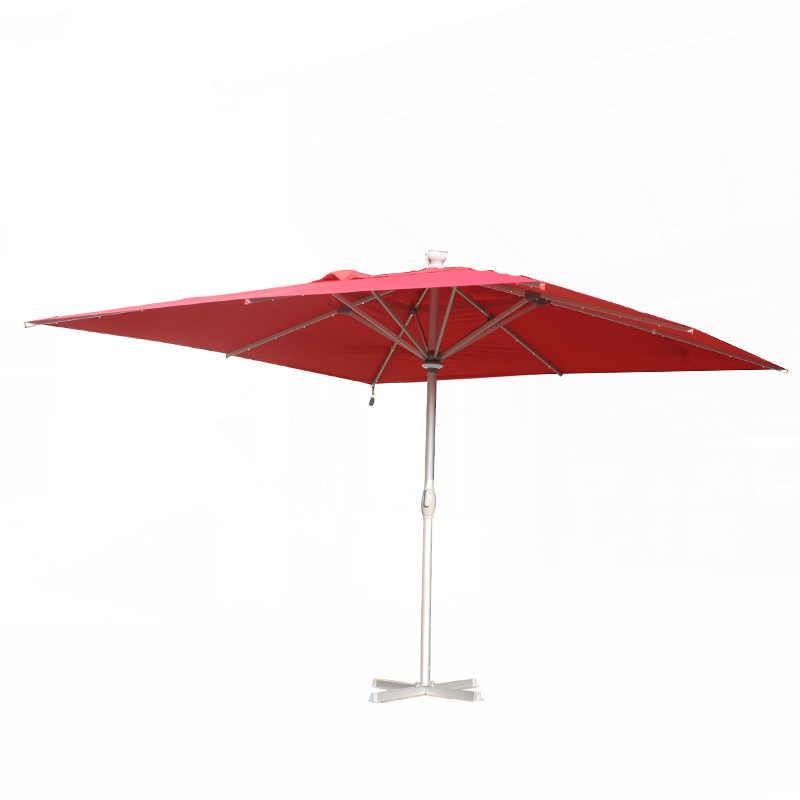 Mya-001-b solar large electric particle light umbrella