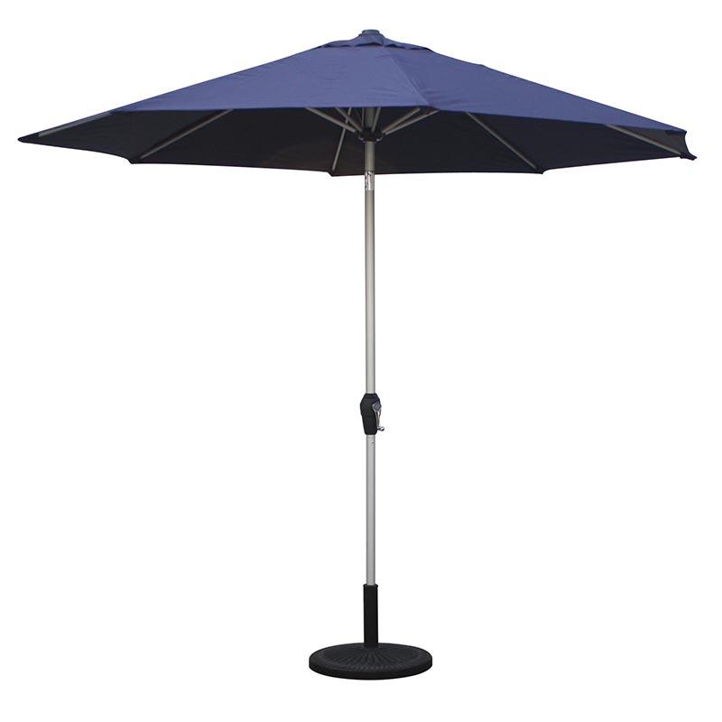 MYA-008-A Straight Rod Hand Umbrella (38 Tubes)