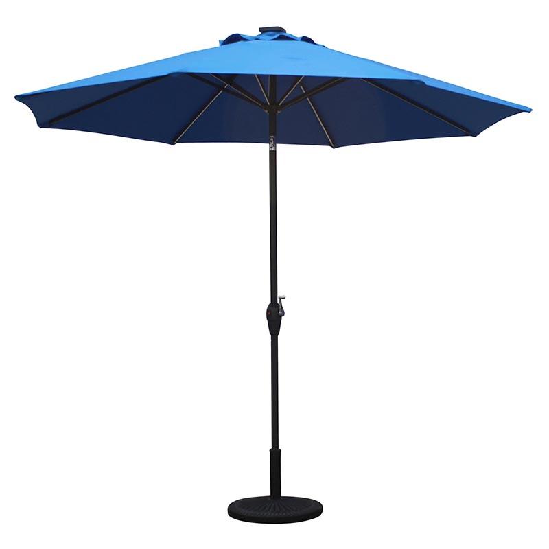 MYA-008-D solar straight umbrella