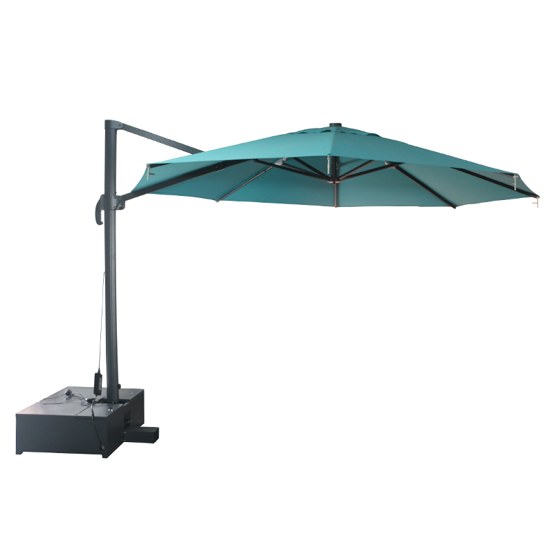 MYB-004-S Middle Roman Spray Umbrella