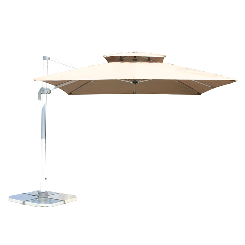MYB-003-I Double Top Small Roman Umbrella (Big Umbrella)