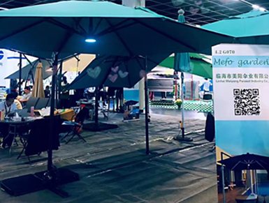 In September 2019, the company participated in the International Sports, Camping and Gardening Equipment Expo