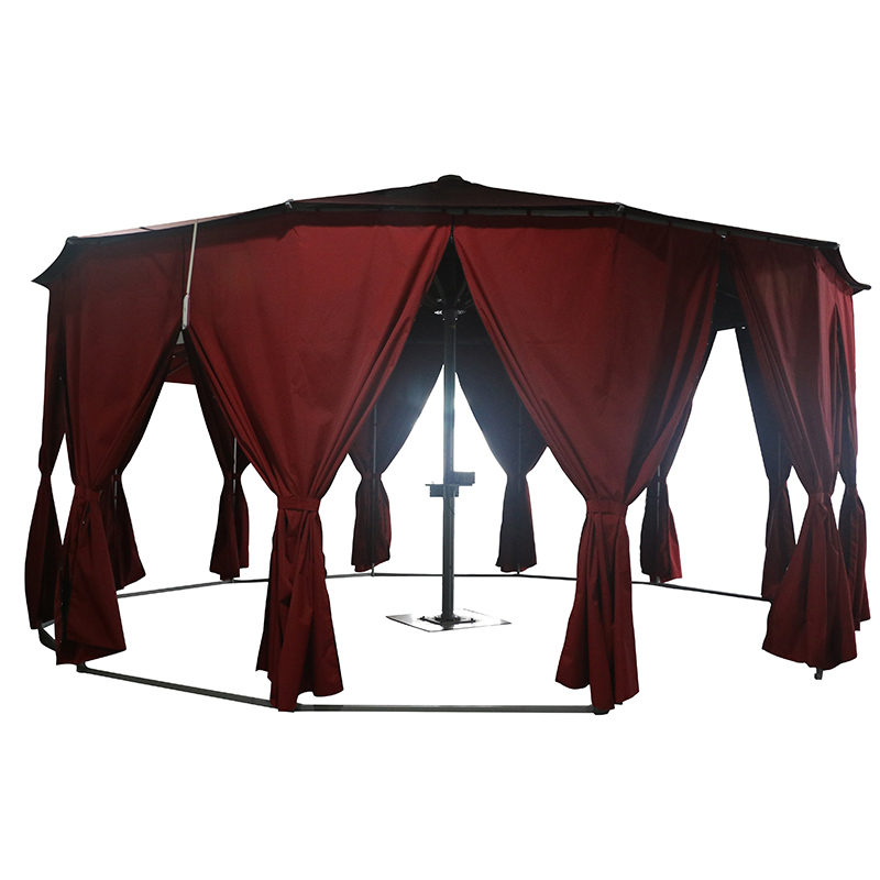 MYA-011-A Eiffel Umbrella Yurt